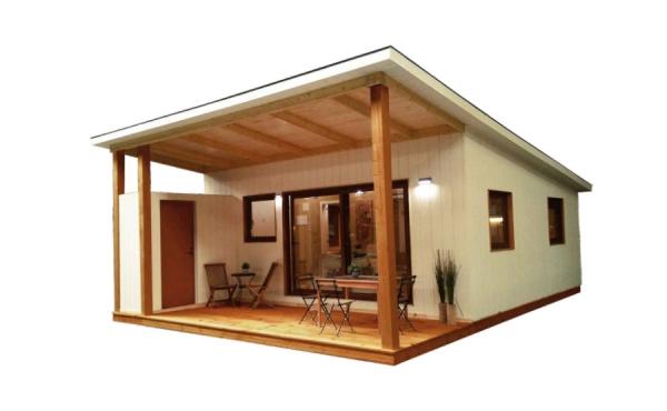 Tonga con almacén (solo para campings, a partir de 4 uds.)