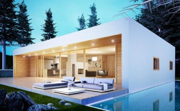 Casa Prefabricada 150